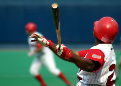 Right-handed baseball